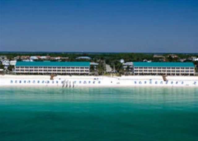 Crystal Sands - Crystal Sands 205A, Beachfront Condo with Private Balcony! - Destin - rentals