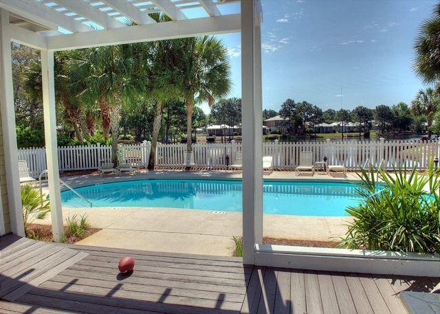 Crystal Cove Pool - Book your stay Now at the 4b/3b 'Billabong Bungalow'! - Sandestin - rentals