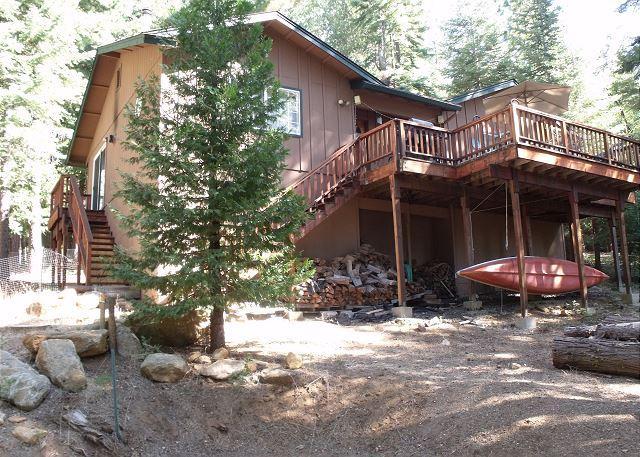 Topanga Treehouse (Osgood/Sanders) - Image 1 - Dorrington - rentals