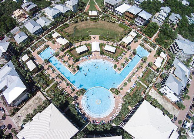 The Largest Pool in NWFL - 7th Heaven New Rental in Seacrest Beach!!! - Seacrest Beach - rentals