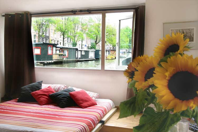 Rembrandt Houseboat - Image 1 - Amsterdam - rentals