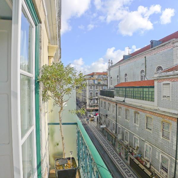Welcome to Prata - PR - Delightful 2 Br/1Bath with a balcony in - Lisbon - rentals