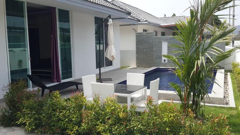 Ideal 2BR Pool Villa 1.5KM to Beach! - Image 1 - Hua Hin - rentals