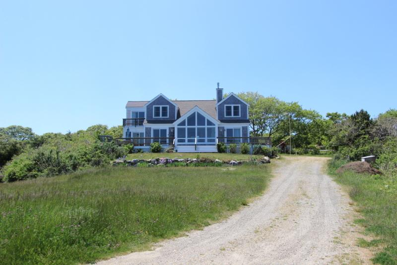 #2508 Located atop a hill in a natural setting in Aquinnah - Image 1 - Aquinnah - rentals
