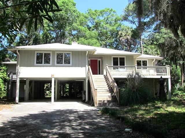 "31 Whalers Ct - ""The Gathering Place""-Ocean Ridge - Image 1 - Edisto Beach - rentals"