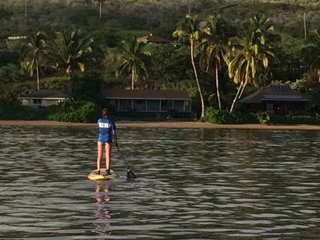 Paddle in and out everyday from the Happy House - Happy House - Kaunakakai - rentals