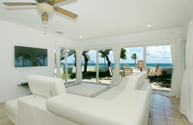 Beach Paradise 5BR oceanfront home. Hot Deal!! - Image 1 - Fort Lauderdale - rentals