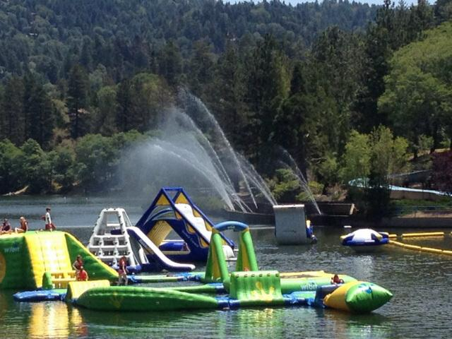 Lake Gregory come play in the water only 5 miles away - Antler Lodge - Lake Arrowhead - Twin Peaks - rentals