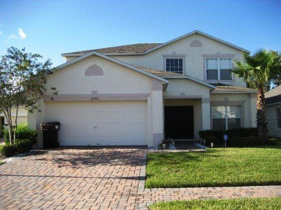 Beautiful 5 Bedroom Pool Home in Cumbrian Lakes. 4760CL - Image 1 - Orlando - rentals