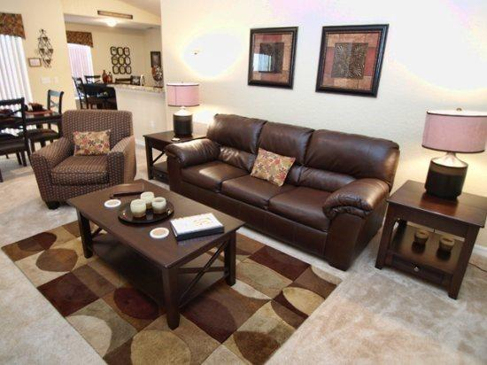 Lovely 3 Bedroom 3 Bath Pool Home In Gated Community. 304RD - Image 1 - Kissimmee - rentals