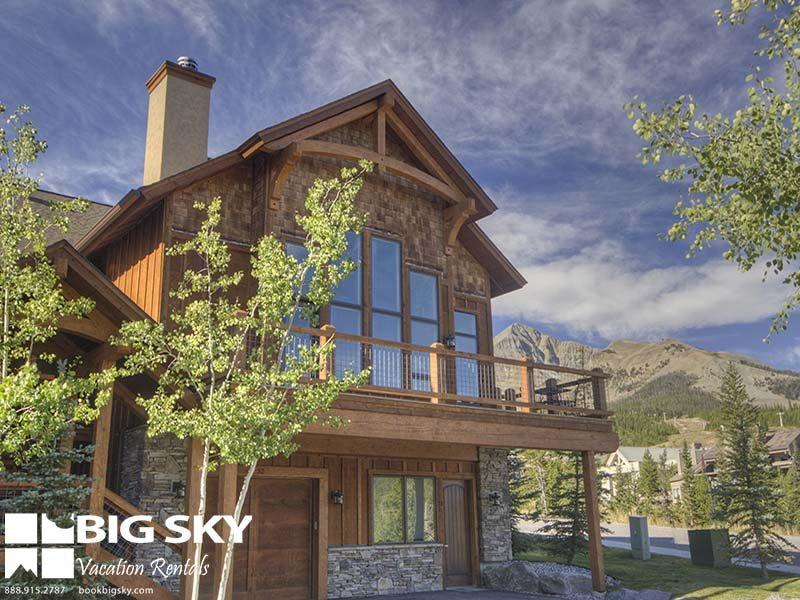 Black Eagle Lodge #32 - Image 1 - Big Sky - rentals