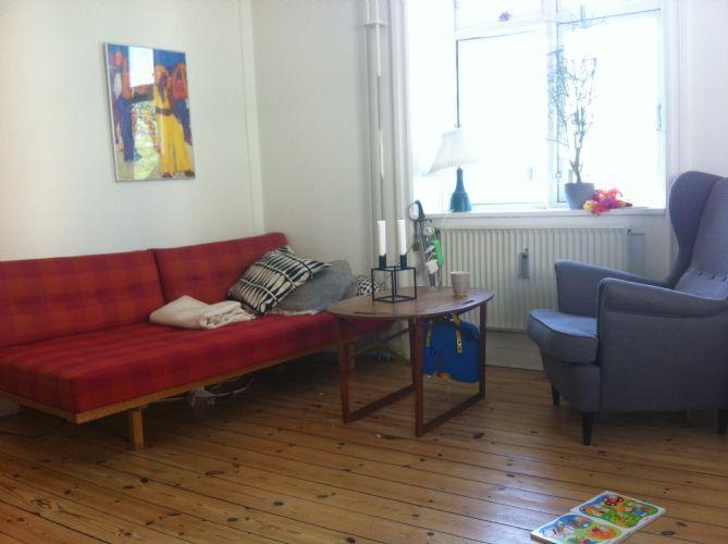 Lundtoftegade Apartment - Kid-friendly Copenhagen apartment at Noerrebro - Copenhagen - rentals