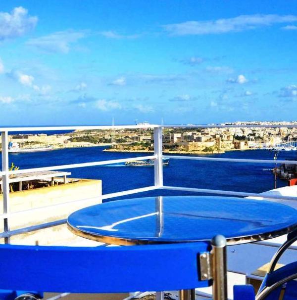 Panoramic duplex penthouses Valletta centre - Image 1 - Valletta - rentals
