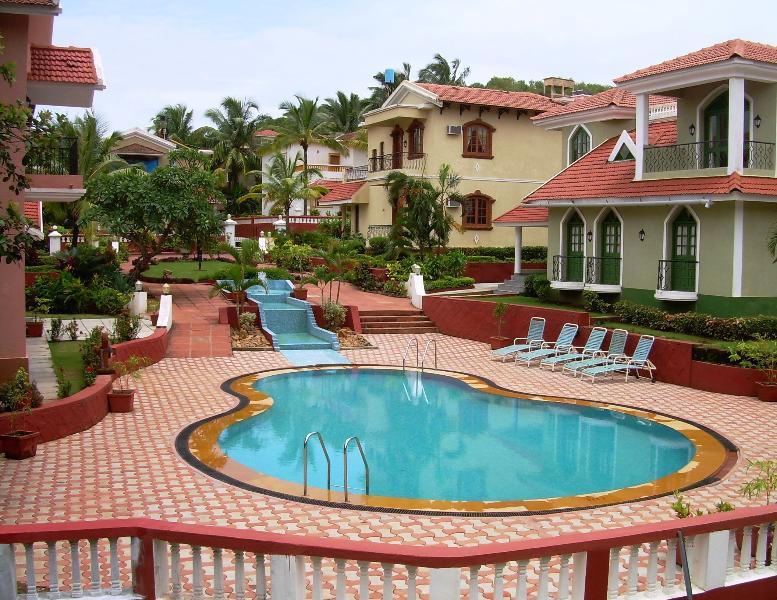 de Souza Ventures: Goa Luxury Villas - Image 1 - Candolim - rentals