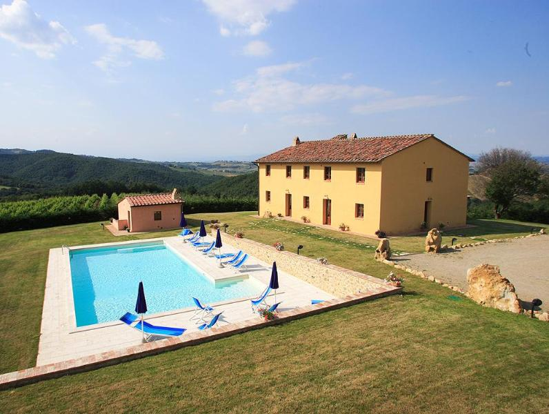 Villa Gialla - Image 1 - San Gimignano - rentals