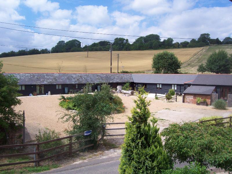 Old sawmill - 1 Stables, rural barn complex nr Canterbury - Ashford - rentals