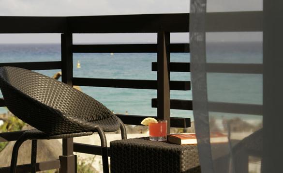 Z3 ach Front Stunning Sea Views- 5min walk to 5 Av - Image 1 - Playa del Carmen - rentals