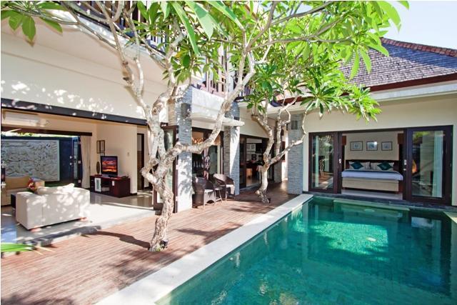 Hanali Villas, Balinese Stunning 3 Bedroom Villa - Image 1 - Seminyak - rentals