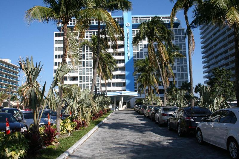 Entrance - Room with a view - Fort Lauderdale - rentals