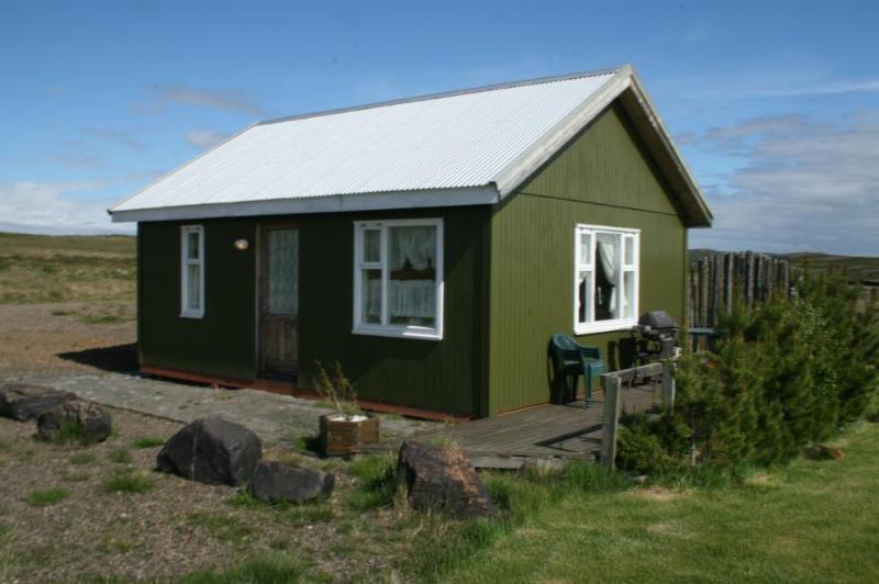 Ábót riverside cottage / græna húsið - Image 1 - Eidar - rentals