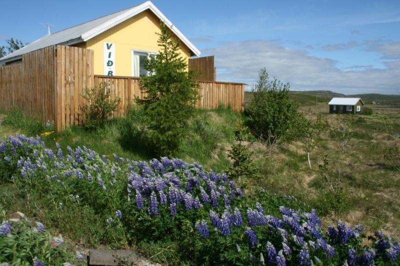 Við-Bót riverside cottage/ Gula húsið - Image 1 - Eidar - rentals
