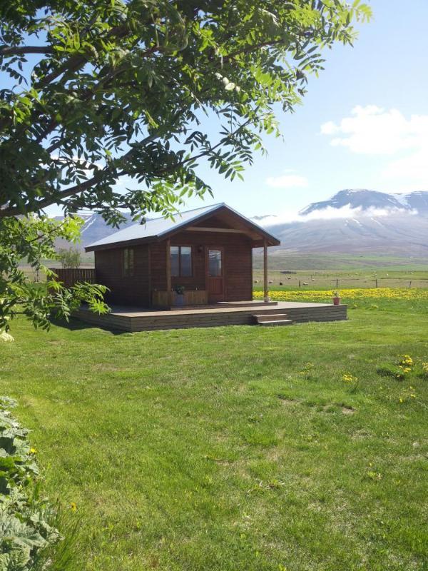 Litla-Grund Cottage - Image 1 - Varmahlio - rentals