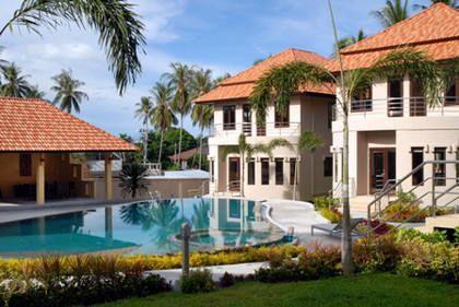 Samui 3-Bedroom Villa Pool 1km to Bangrak Beach - Image 1 - Koh Samui - rentals