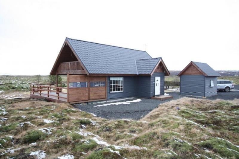 Ástún - Warm Family cabin - Image 1 - Hella - rentals