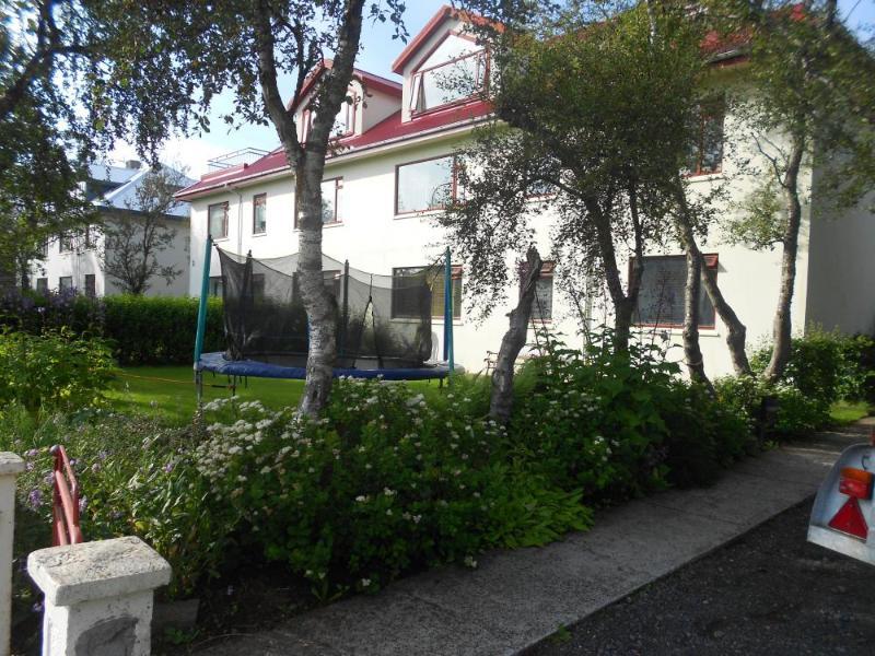 Hólmgarður - Great Apartment & Location - Image 1 - Kopavogur - rentals