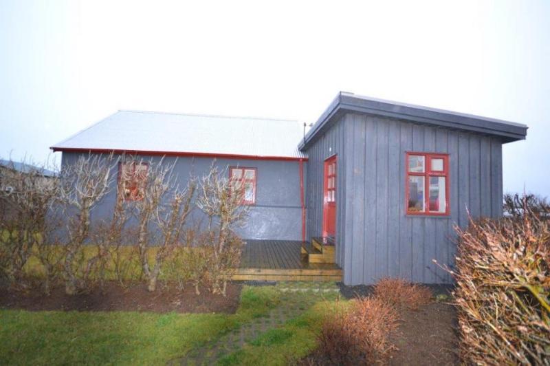Hlidsnes Holiday Home 2 - Image 1 - Alftanes - rentals