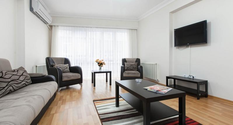 apartamento-en-estambul---living-1047-0.jpg - Leda Flat - Istanbul - rentals