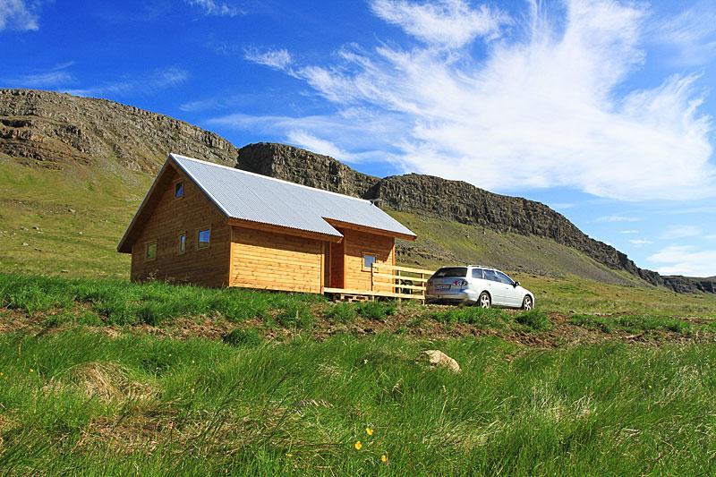 Thurranes Cottage 2 - Image 1 - Reykholar - rentals