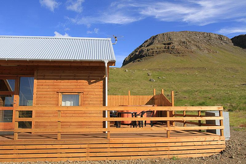 Thurranes Cottage 1 - Image 1 - Reykholar - rentals