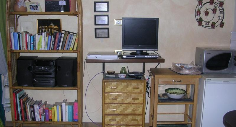 apartamento-en-roma---equipamiento-salón-1056-0.jpg - Trasteverina House - Rome - rentals