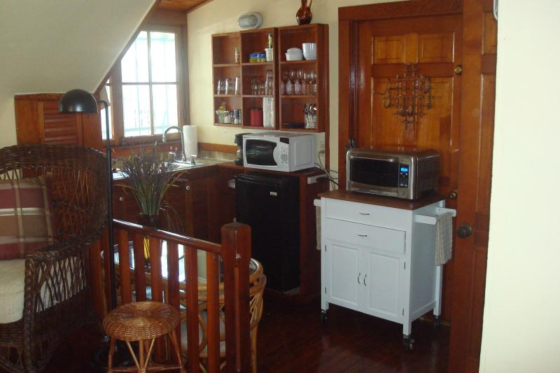 Kitchenette - Downtown Tree Top Studio - Key West - rentals