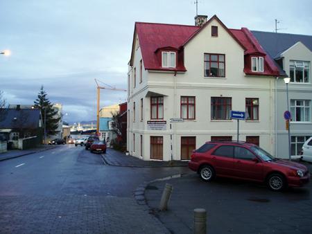 Ranargata Double Studio Apartment 102 - Image 1 - Reykjavik - rentals