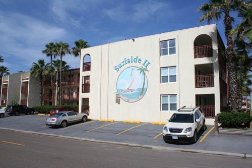 SURFSIDE II 107 SUSII 107 - Image 1 - South Padre Island - rentals