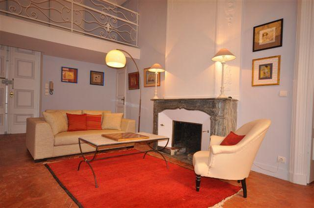 Apartment Littera, 2 bedrooms, near the Cathedrale of Aix - Image 1 - Aix-en-Provence - rentals