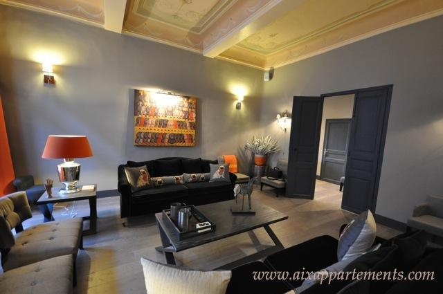 Luxury 3 Bedroom with WiFi in Center Town Aix en P - Image 1 - Aix-en-Provence - rentals