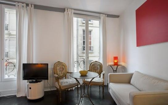 Living/Bedrom - Saint Michel - Paris - rentals