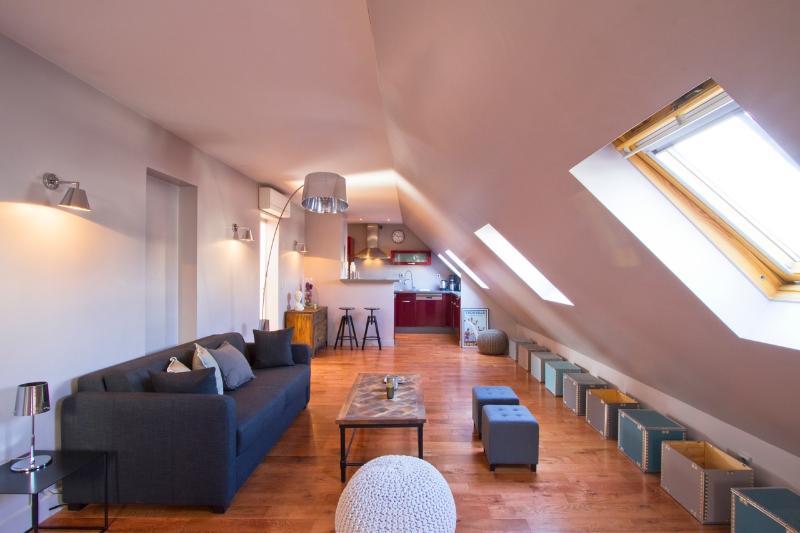 Living Room - Drouot4 - Paris - rentals