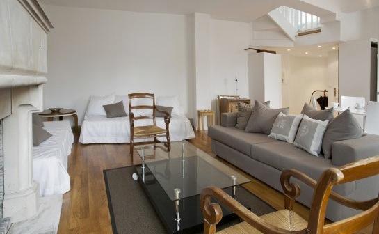 Living Room - Dauphine - Paris - rentals