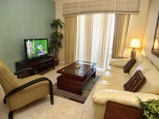 Beautiful 2 Bed 2 Bath Condo in Disney - Image 1 - Kissimmee - rentals