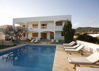 Fantastic villa in Ibiza Town, sleeps 10/12 - Image 1 - Ibiza Town - rentals