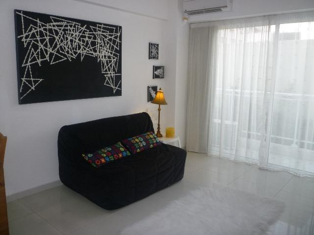 Living Room with Sofa-Bed - 1 Bedroom Suite in the heart of the DR - Santo Domingo - rentals