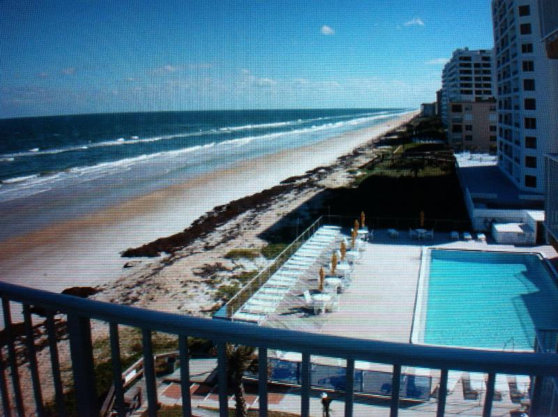 Balcony View - Smyrna Beach Club - New Smyrna Beach - rentals
