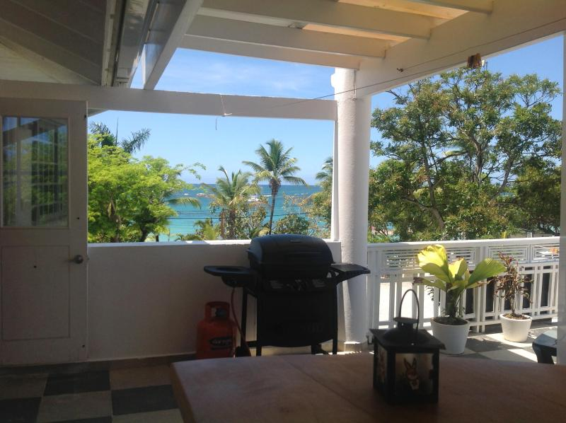 Great rooftop bar - amazing ocean views - Waterfront,  2-level penthouse with Rooftop - Las Terrenas - rentals