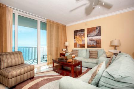 San Carlos Penthouse 3 - Image 1 - Gulf Shores - rentals