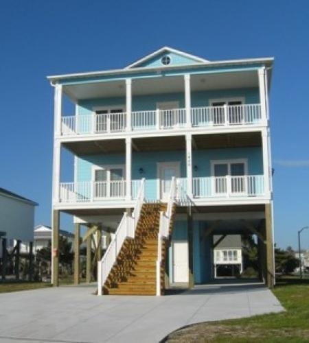 Blue Marlin - Blue Marlin - Oak Island - rentals