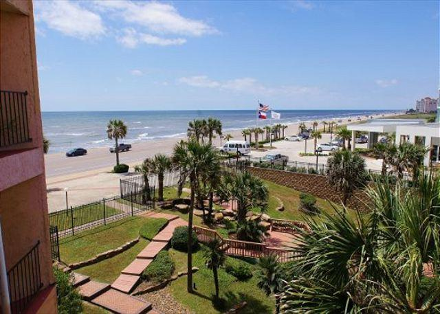Ocean View from newly remodeled condo! - Image 1 - Galveston - rentals